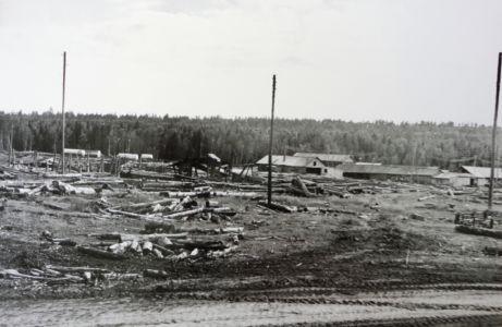 производственно-хозяйственный район поселка
