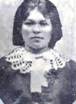Костецкая-Козлова  Матрена Константиновна