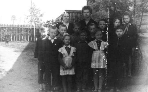 Колючий, 1965
