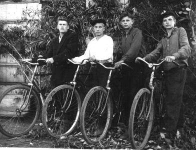 Каен, 1952