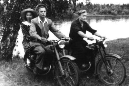 Каен, 1955
