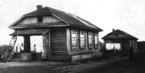 Каен, дом Баскиных
