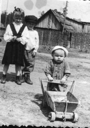 Песчянка, 1952 г.