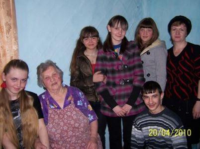 В гостях у Шиян Марии Сергеевны - вдовы ветерана Великой Отечественной войны