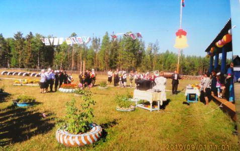 1 сентября 2011 г. Директор школы Метельков А.В.