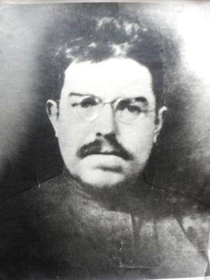 Бич - Таежный Иван Андреевич.