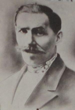 Куприянов Николай Иванович пред. районного Совета