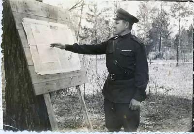 п. Хоняки стрельбище в районе  Лесогорска