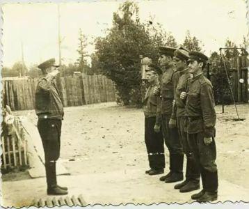 п. Хоняки 1966