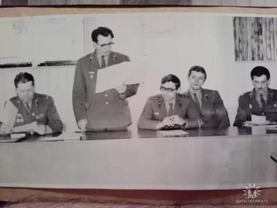 Заседание парт. комиссии части