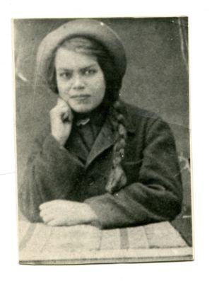 10 Ульяна Бич, дочь Бича И.А.