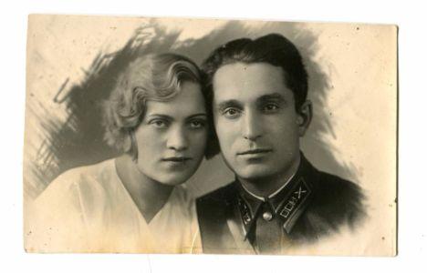 12 Ираида с мужем Николаем Бибковым