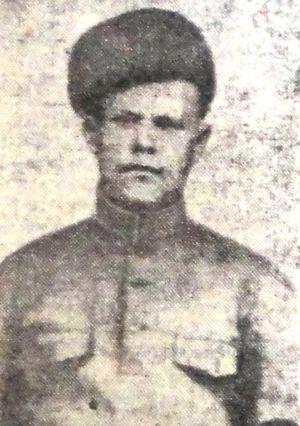 Степан Андреевич Петров 1