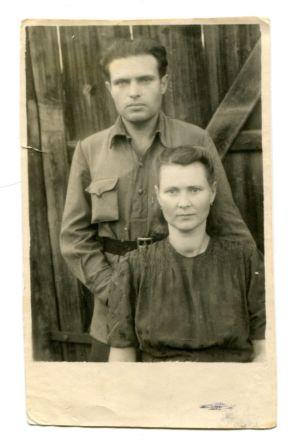 25-Федор Латышев со своей женой Наташей