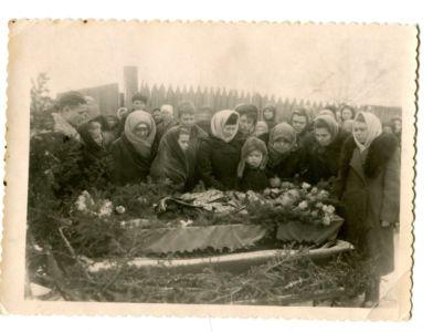26 похороны Федора Латышева