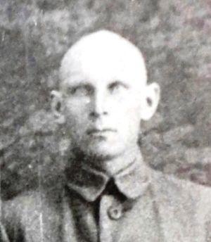 Тийс Вильгельм Жанович в 30 годы