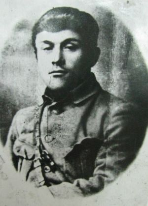 Бурлов Николай Ананьевич