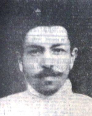 Яков Иванович Папиашвили (Яшка Черкес)