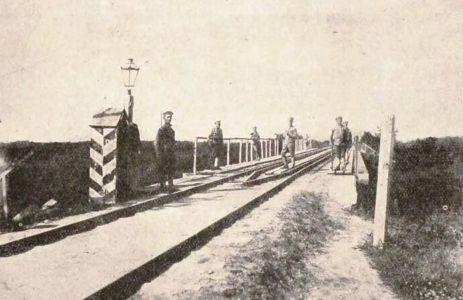 моста на Транссибе