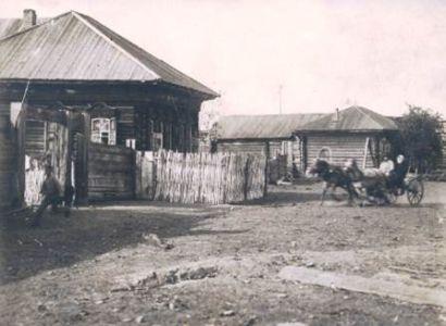 Село Шелаево  1913 г. Почтовая сообщение