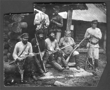 Сибирские партизаны